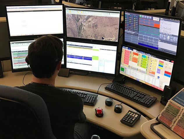Monroe County Control Center